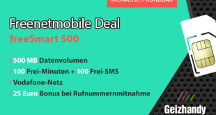 Freenetmobile Free Smart 500