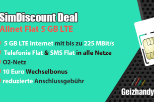SimDiscount Handytarif Deal
